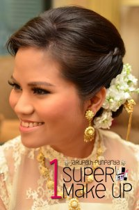 bride k ' meaw thai - SUPER 1 Make UP
