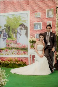 Organize ����ʶҹ���ҹ����§��� and Photo Ceremony Khun Oh - Khun Tueng  - Charm Wedding Studio and Organizer