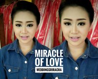 Makeup by Miracle of love wedding sriracha - Miracle of love wedding sriracha