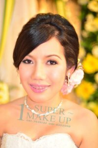bride nui - SUPER 1 Make UP