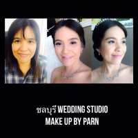befor & after - ชลบุรี Wedding