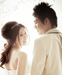 k กัณ k.เอก - Princess Bridal House