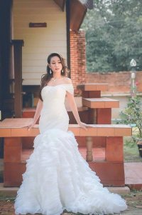 Wedding Dress : �ش�觧ҹ �ش������ �ش��  - ��ҹ ���͹������ �����