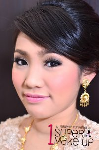 bride oomsin - SUPER 1 Make UP