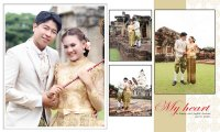 LCD Wedding Album : คุณเกรท & คุณเข้ - Madaya The Wedding Korat