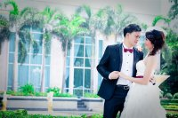 K.มุ่ย + K.วี - LOVE STORY WEDDING CENTER