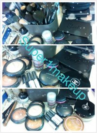 makeup & Brush & Cosmetics - SUPER 1 Make UP
