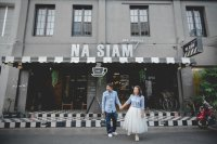 Pre Wedding on Street - imarry wedding studio Phuket