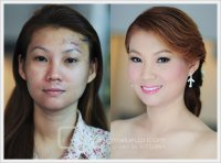 Before & After - www.pingmakeup.com