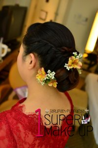 bride k'oil - SUPER 1 Make UP