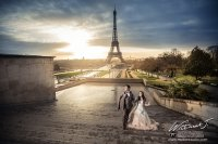Prewedding in Paris - Mutae Studio