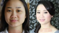BEFORE & AFTER❤ ❤❤ ❤   - SUPER 1 Make UP