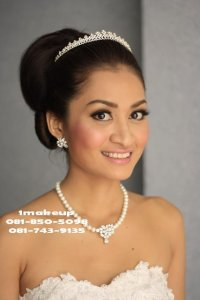bride daw - SUPER 1 Make UP