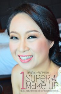 bride anne - SUPER 1 Make UP