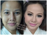bride kat - SUPER 1 Make UP