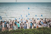 Wedding On The Beach@ X2 Kui Buri - COLORFUL FOTO Photography