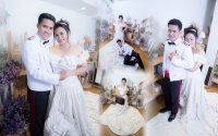 Pre Wedding : K.Ao & K.Aui - ONE DEE DEE Dressing Room