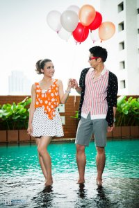 StateTower Pre Wedding - Itti Karuson