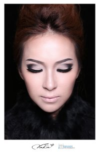 MODEL : SOM WAKUL , MAKEUP BY VAKA , PHOTO ITTIKARUSONGROUP - VaKa Makeup