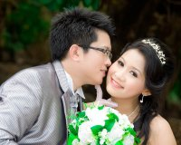 Gallery เล็ก+บอย @ Dream World - LOVE STORY WEDDING CENTER