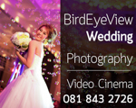 BirdEyeView Wedding Photo & VDO Cinema