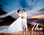 The Princess Bride wedding studio (PB)