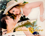 Modern love wedding studio Pattaya