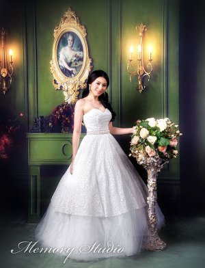 Memory Studio - Wedding Dress Mardh 2013