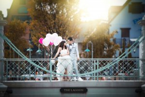 Koro Studio - Pre Wedding : Location @ chocolate ville