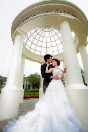 Miracle Wedding Studio - PRE WEDDING @ Chocolate Ville