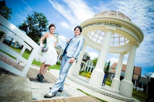 Imperial Wedding Studio - Pre Wedding @ Chocolate Ville
