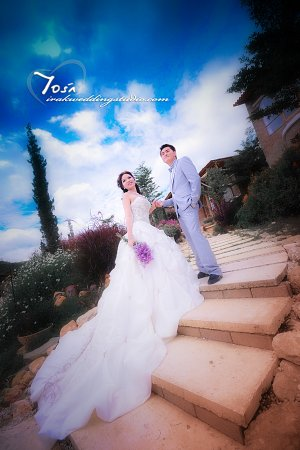 ไอรัก Wedding Studio - In Love @ La Toscana