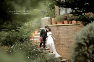 Gallery By Wichet Run - Pre-Wedding @ (La-toscana-ลาทอสคาน่า)
