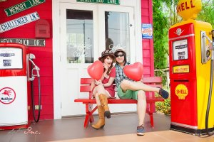 Fotoinc Studio - Pre Wedding @ Chocolate Ville