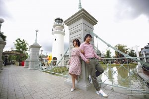 iLuvphoto - Pre Wedding Location: Chocolate Ville