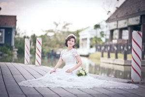 Tippawan Wedding Planner - Pre Wedding @ Chocolate Ville